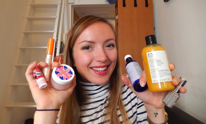 Haul beauté / make-up: mes produits achetés à Londres !