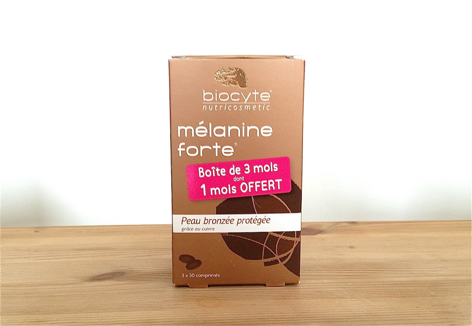 complement alimentaire bronzage