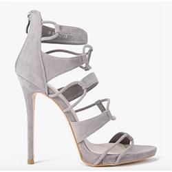 sandales à talons haut boohoo