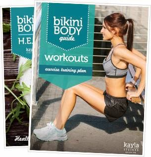 bikini body guide par kayla itsines