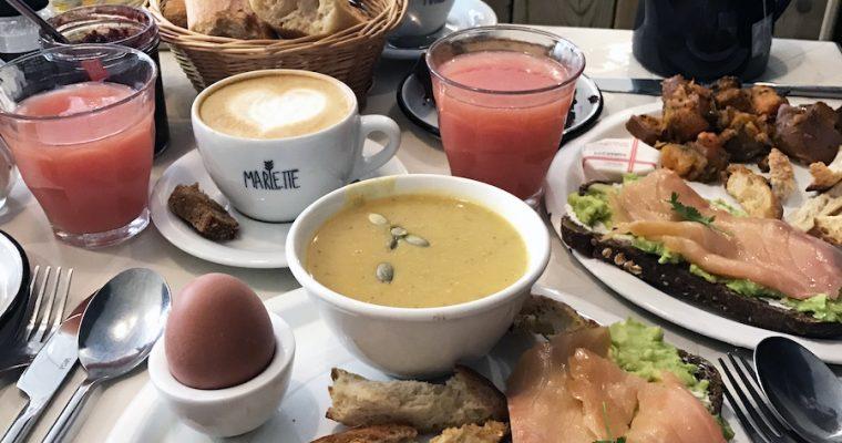 Café Marlette : Super adresse de brunch à Paris !
