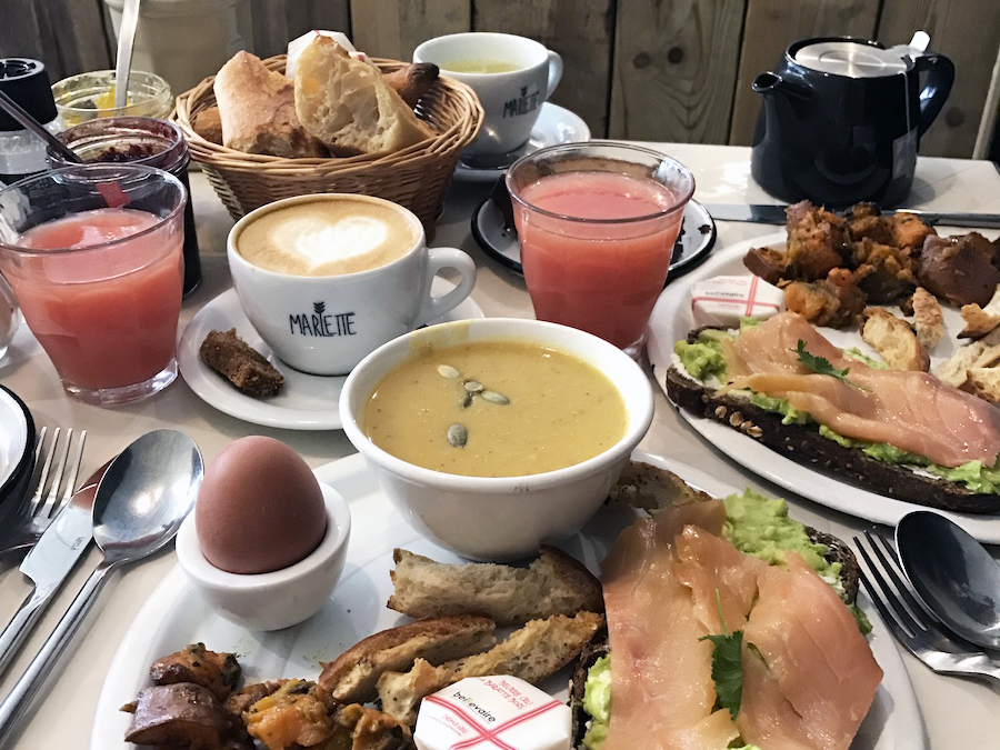 Café Marlette : Super adresse de brunch à Paris !