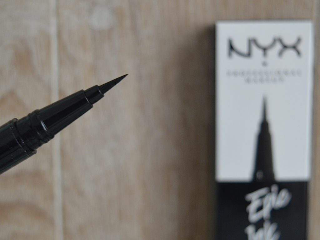 eye liner epic ink liner chez nyx au val d'europe