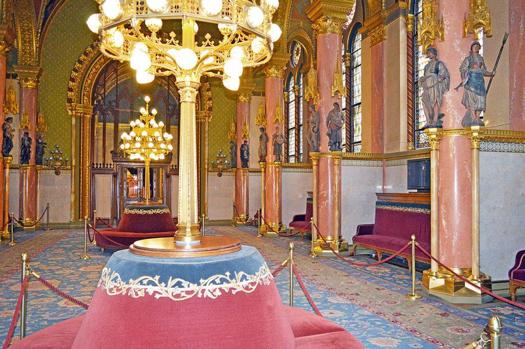 parlement hongrois a budapest