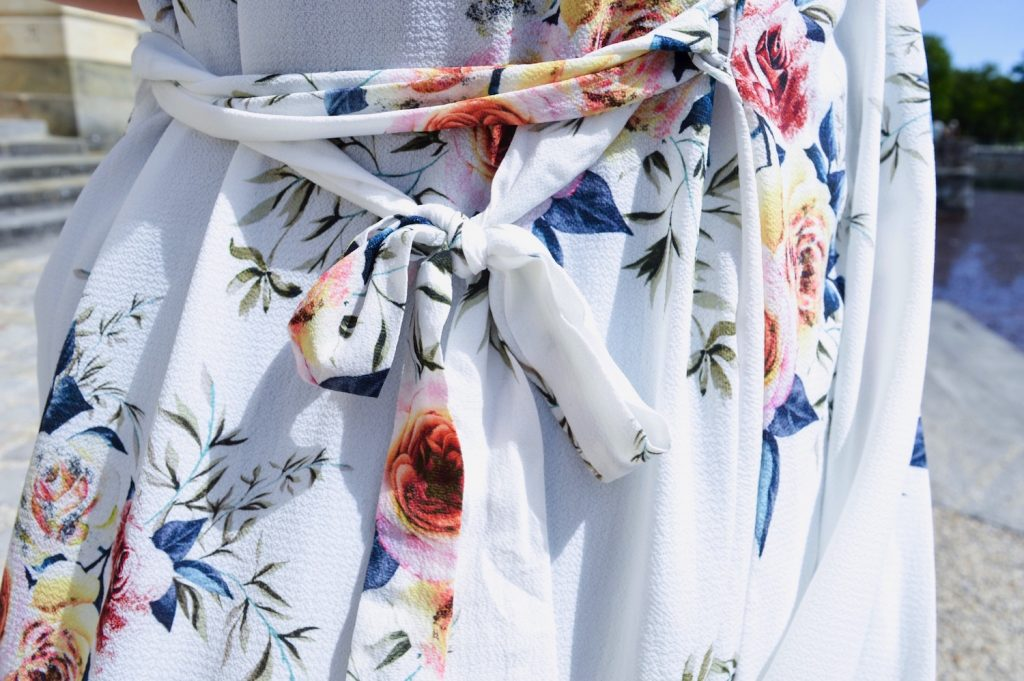 kimono du look d'été