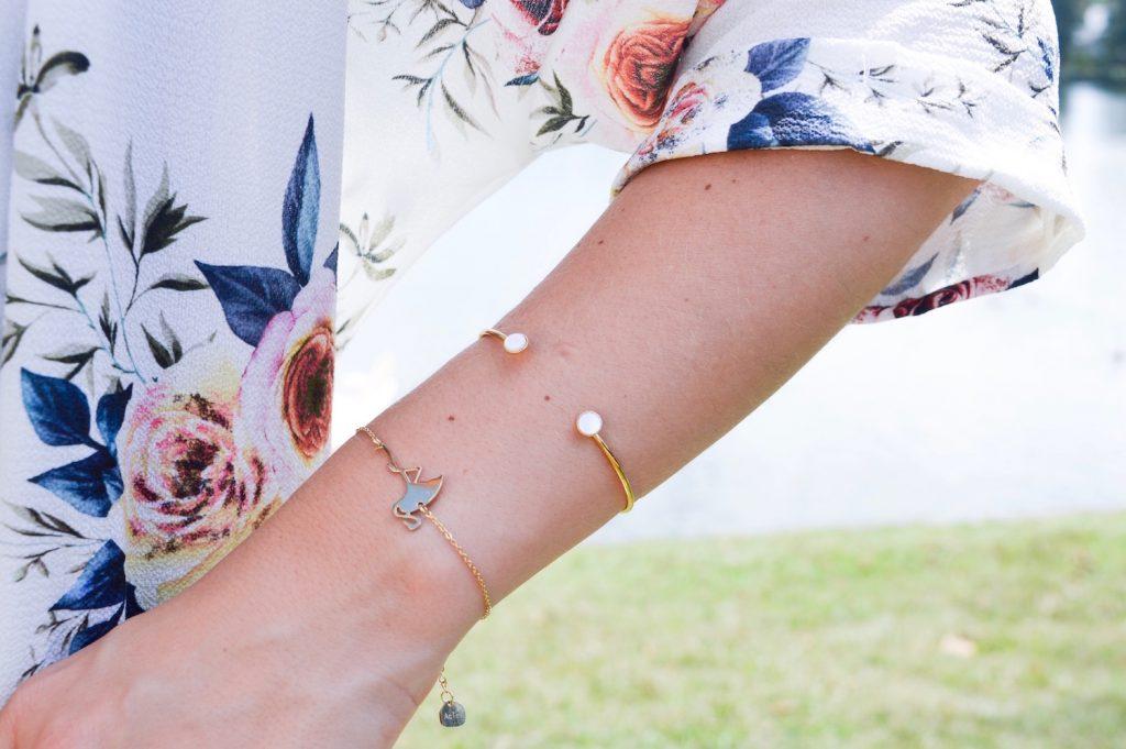 bijoux du look d'été