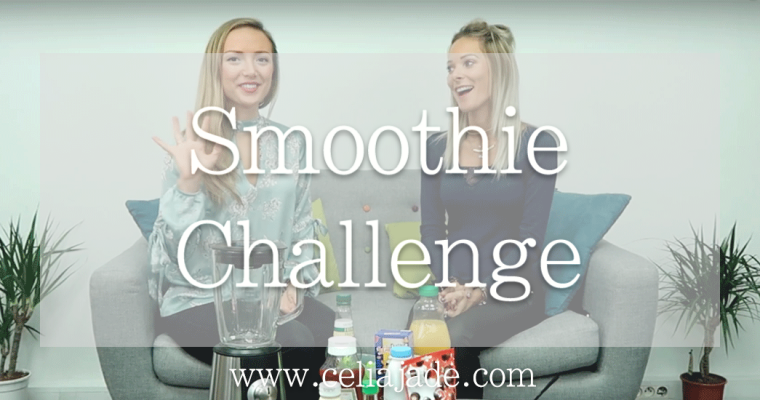 Smoothie Challenge avec Hivency et Cindy Chtis !