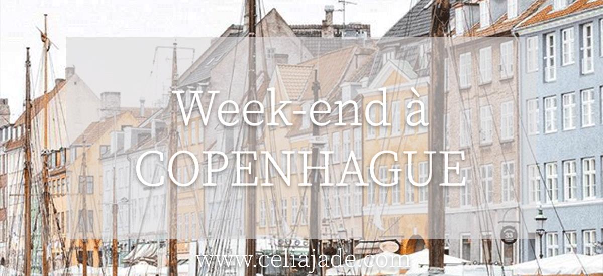 Week-end à Copenhague : mes bonnes adresses et incontournables ! + VLOG