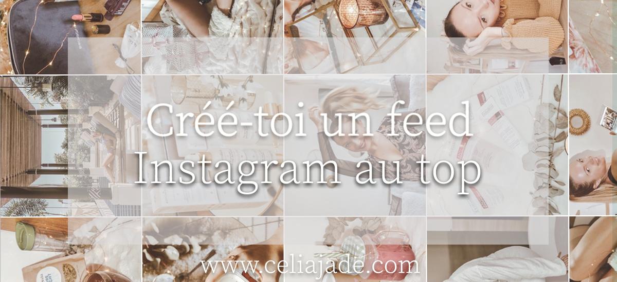 Feed Instagram: conseils & applications gratuites pour bien retoucher ses photos