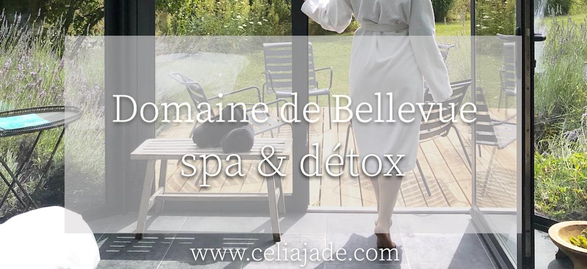 Mon week-end detox & spa au Domaine de Bellevue – Val d'Europe