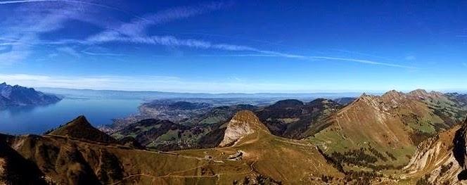 Bienvenue en Suisse : Week-end à Lausanne !