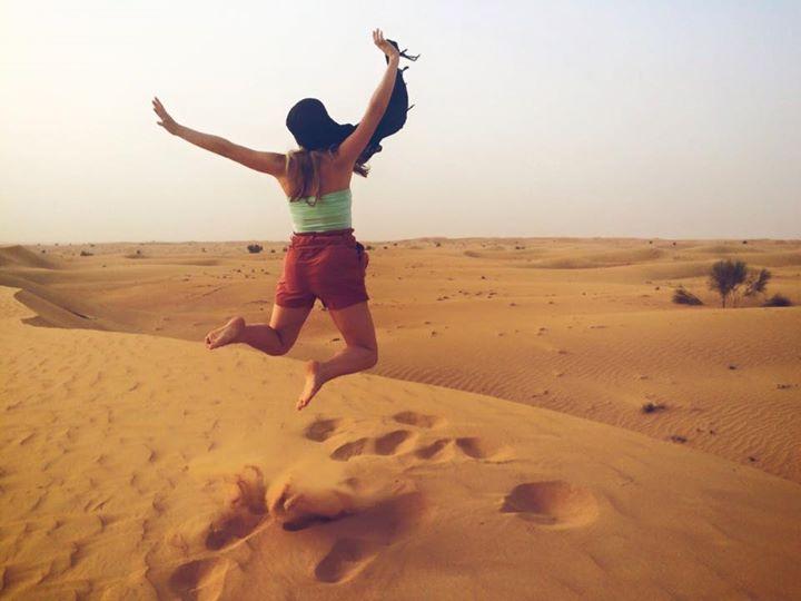 dunes safari desert dubai
