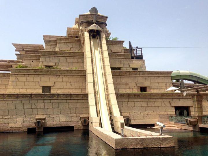 aquaventure dubai hotel parc aquatique