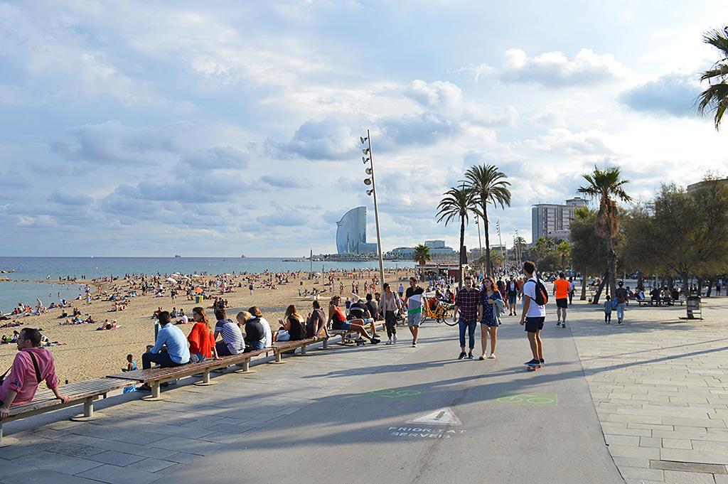 Barcelone : souvenirs d'un week-end au soleil