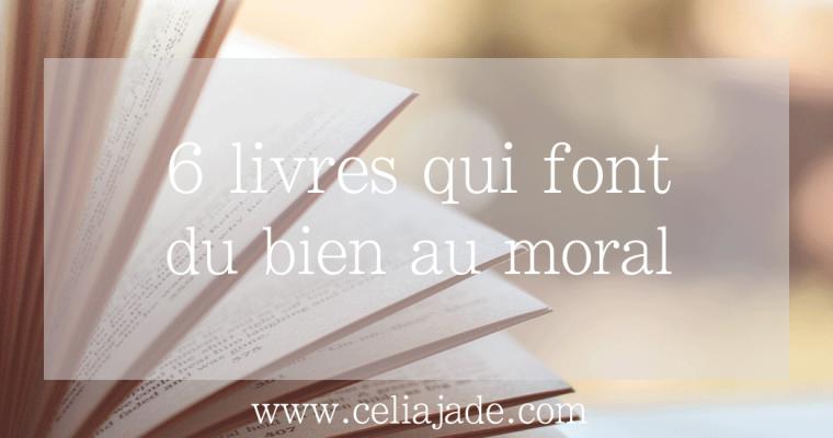 6 livres qui font du bien au moral