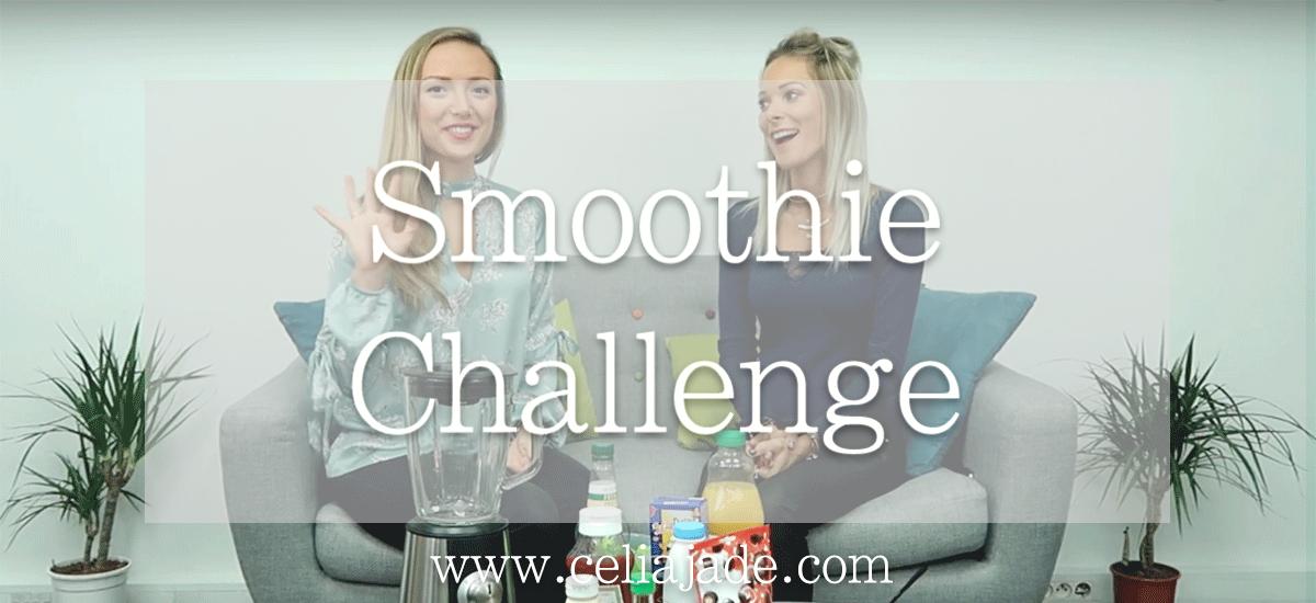 Smoothie Challenge avec Hivency et Cindy Chtis !