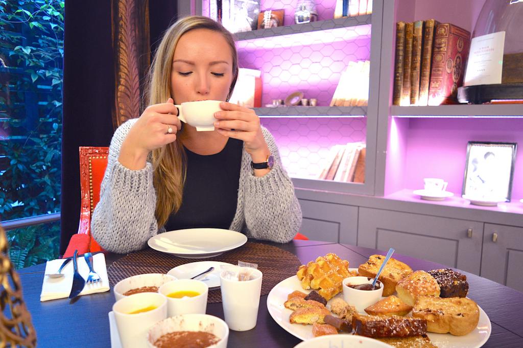 tea time à paris